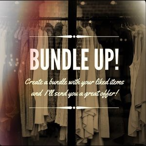 BUNDLE AND RECEIVE A PRIVATE OFFER!!